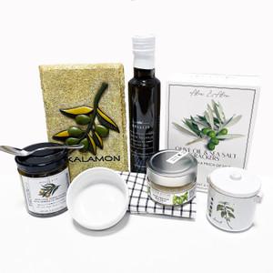 White Truffle + Olive