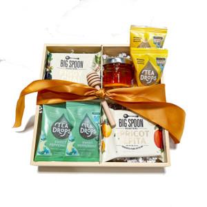 Tea + Honey