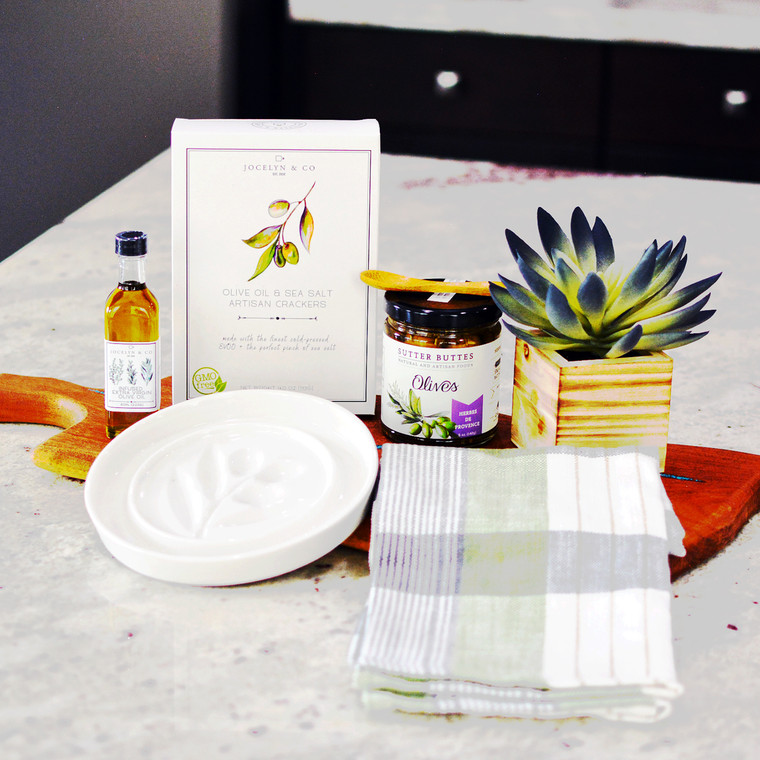 All Things Olives Gift Set