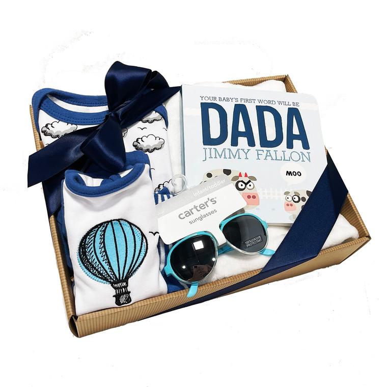 Dada Baby Gift Box