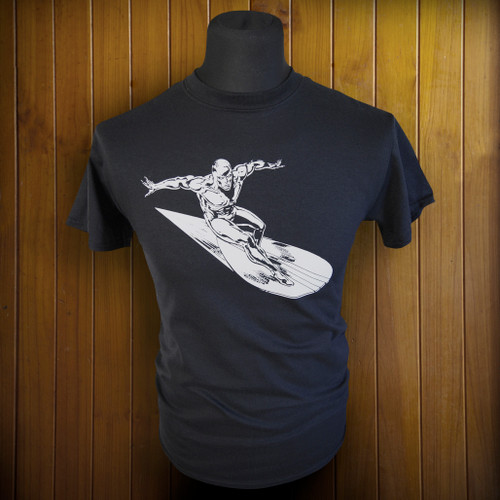 The Silver Surfer T Shirt Outpost32