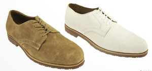 T.B. Phelps Spencer Suede Sport Oxford