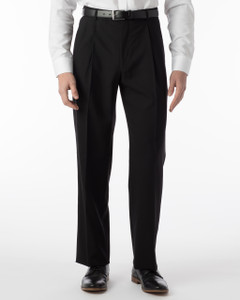 Ballin Super 120s Comfort-EZE Travel Twill Dress Pants-Manchester