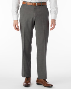 Ballin Super 110s Comfort-EZE Sharkskin Dress Pants-Soho