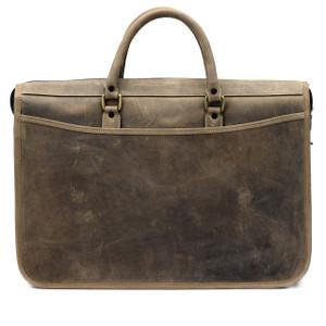 Tusting Marston Briefcase in Aztec Crazyhorse Leather