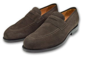 Armin Oehler Augusta -Well Bred Brown Suede