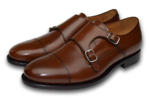Armin Oehler Charleston-Cognac Brown