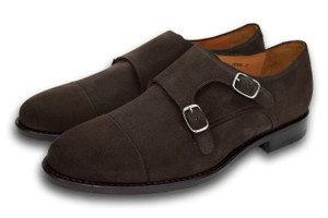 Armin Oehler Charleston-Well-Bred Brown Suede