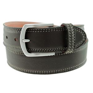 T. B. Phelps Raleigh Elk Skin Leather Belt