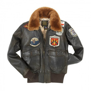 Cockpit USA Women's Top Gun Flight Jacket