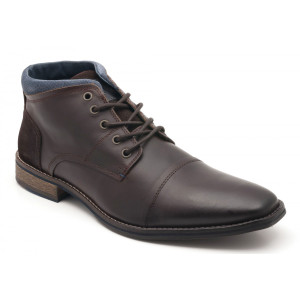 Parc City Boot Co. Christie Boot in Brown