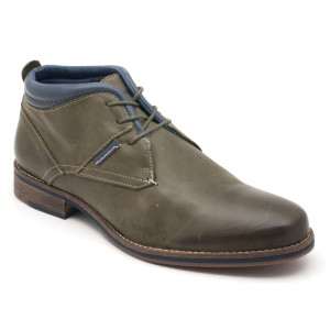 Parc City Boot Co. Central Boot in Olive