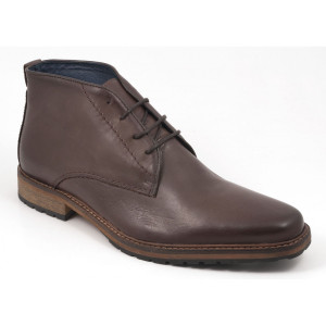 Parc City Boot Co. Riverdale Boot in Brown