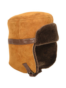 Aston Fairbanks Sheepskin Hat