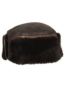 Aston Greenland Sheepskin Hat