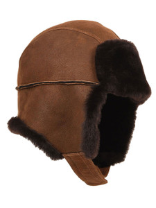 Aston Himalayan Sheepskin Hat