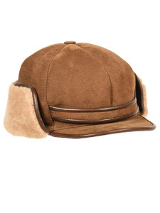 Aston Aberdeen Sheepskin Hat