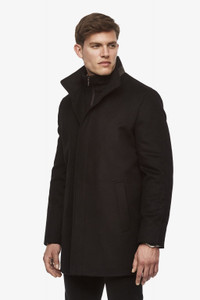Cardinal of Canada  Mont-Royal Versatile Cashmere Wool Overcoat
