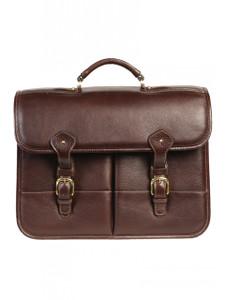 Aston Leather Faulkner Men's Oxford Briefcase