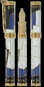 David Oscarson Golden Spike Pen