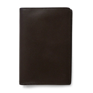 Boconi Grant Leather Passport Case