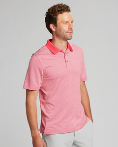 Cutter & Buck Forge Polo Tonal Stripe --Regular Fit