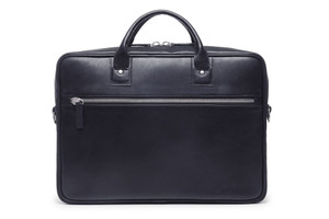 Korchmar Dylan Leather Laptop Briefcase