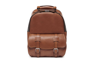 Korchmar Lewis Classic Leather Backpack