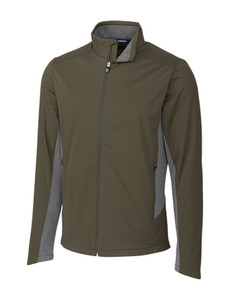 Cutter & Buck Men's Navigate Softshell Jacket