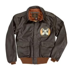 Cockpit USA Aces & Eights Flight Jacket --Limited Edition