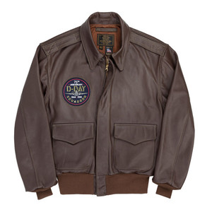 Cockpit USA 75th Anniversary Limited Edition D-Day Jacket