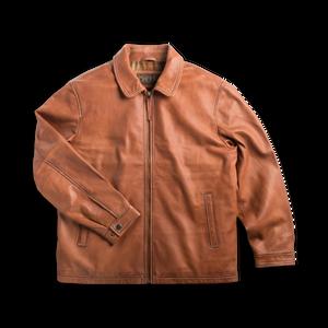 Madison Creek Hickory Leather Jacket