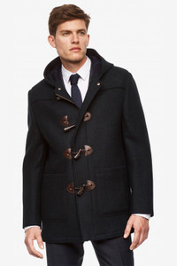 Cardinal of Canada McAllister Wool Toggle Duffle Coat