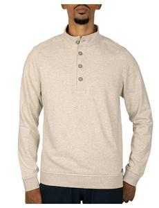 Cutter & Buck Saturday Mock Sweatshirt