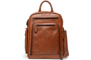 Korchmar Graham Leather Commuter Backpack