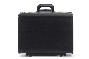 Korchmar Defender Vinyl Wheeled Catalog Case