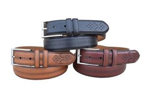 LeJon Chancellor Leather Belt