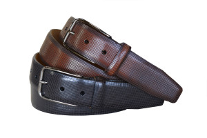 LeJon Mansfield Leather Belt