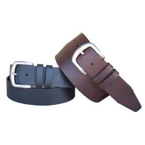 LeJon Brushgun Leather Belt