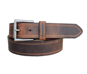 LeJon Tracker Leather Belt