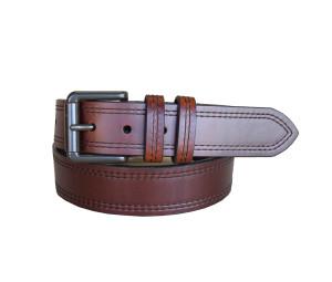 LeJon Double Haul Leather Belt