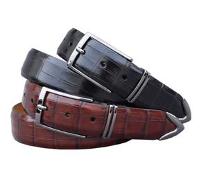 LeJon Salt Creek Leather Belt