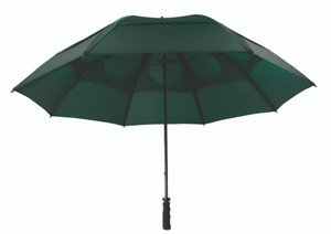 "GustBuster Pro Series Gold 62"" Golf Umbrella --Solid Colors"