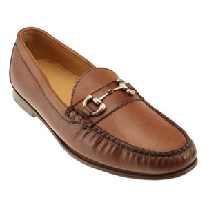 T. B. Phelps Laguna Sheepskin Bit Loafer