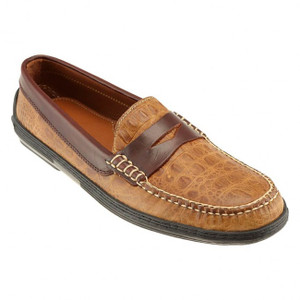 T. B. Phelps Key West Combo Penny Loafer