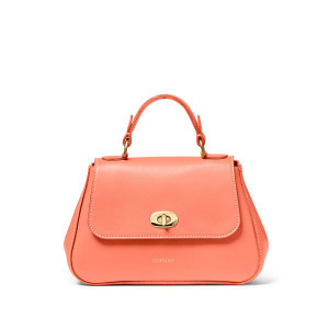 Tusting Mini Holly Leather Handbag