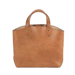 Moore & Giles Mini Welden Tote in Virgina Natural