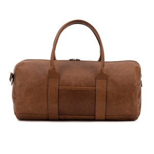 Moore & Giles Reclaimed Duffel in Heirloom Oak