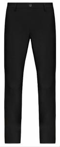 Stone Rose Black Performance Twill Pants
