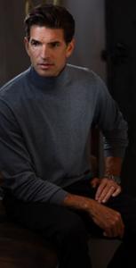 Romeo Merino Turtleneck Sweater